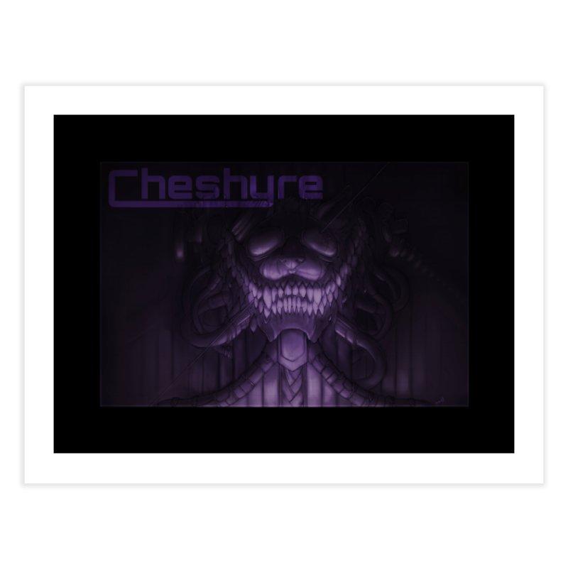 Cheshyre Plugged In Home Fine Art Print by Cheshyre Attire