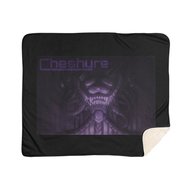 Cheshyre Plugged In Home Blanket by Cheshyre Attire