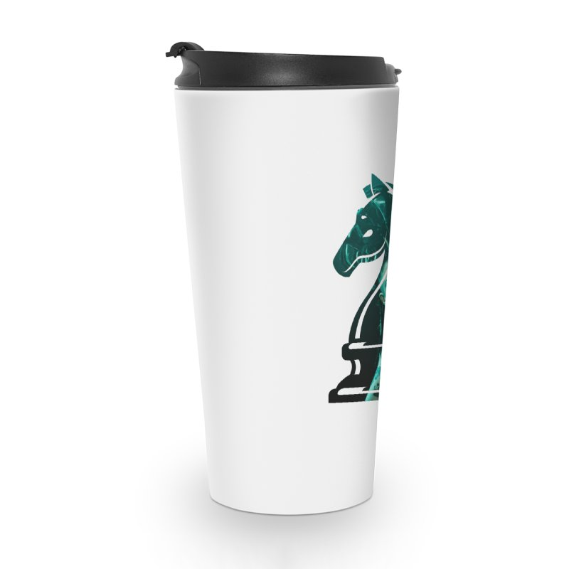 Chess Countess Knight Accessories Travel Mug by chessclub's Artist Shop