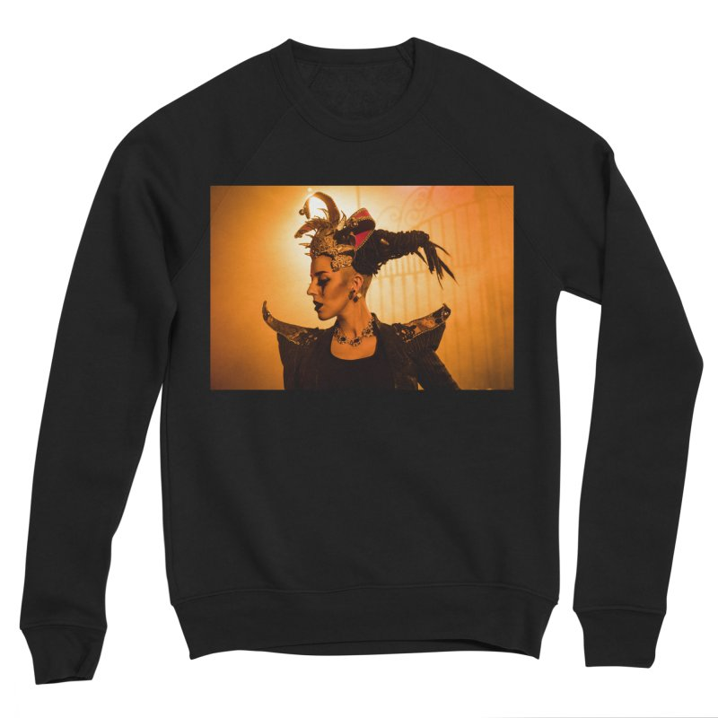 Chess Countess Orange Men's Sponge Fleece Sweatshirt by chessclub's Artist Shop