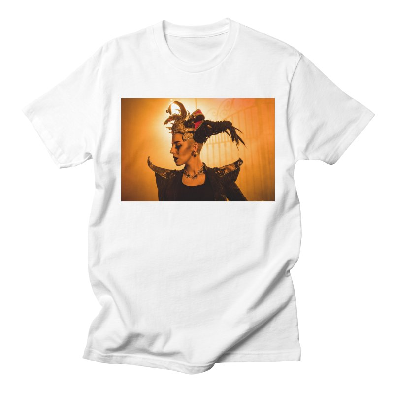 Chess Countess Orange Women's Regular Unisex T-Shirt by chessclub's Artist Shop