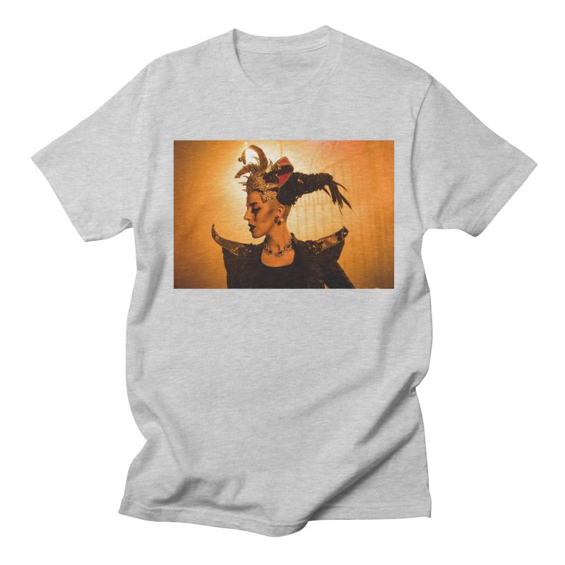 Chess Countess Orange Men's Regular T-Shirt by chessclub's Artist Shop