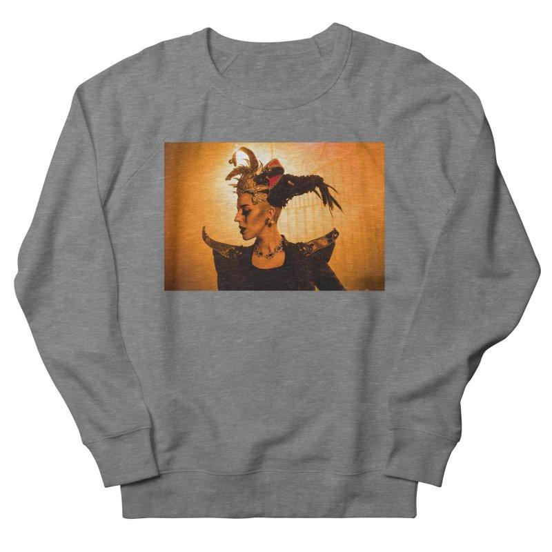 Chess Countess Orange Men's French Terry Sweatshirt by chessclub's Artist Shop