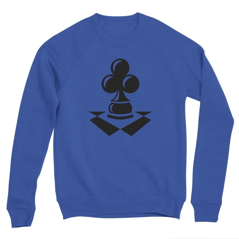 Chess Club Black Women's Sponge Fleece Sweatshirt by chessclub's Artist Shop