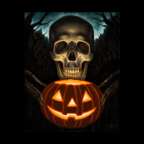 Design for All Hallows Eve