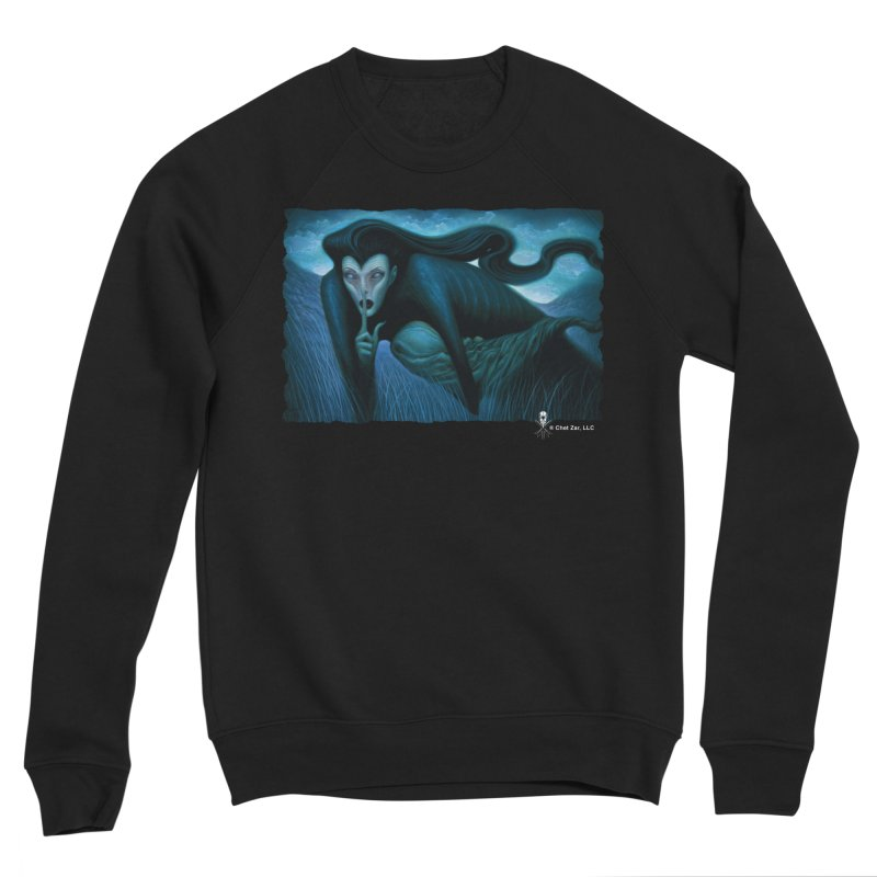 Lilith Women's Sweatshirt by chetzar's Artist Shop