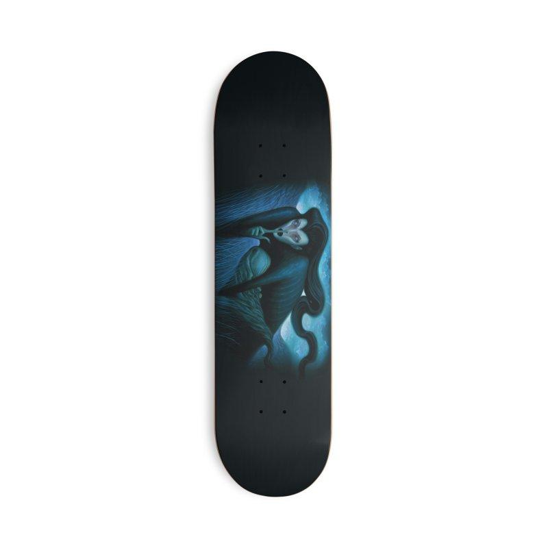 Lilith Accessories Skateboard by chetzar's Artist Shop