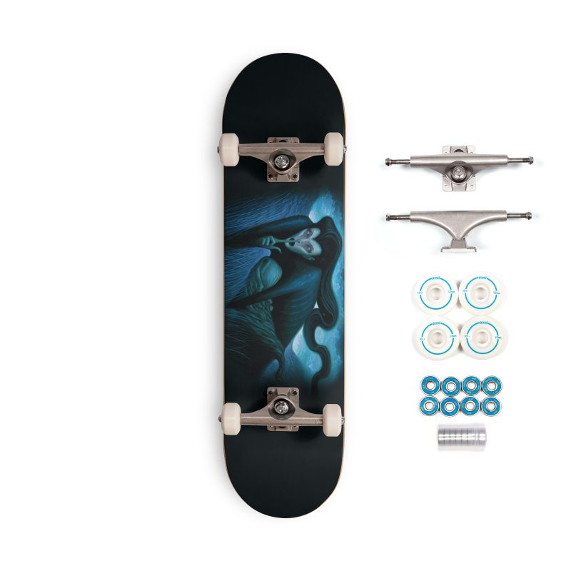 Lilith Accessories Skateboard by chetzar's Artist Shop