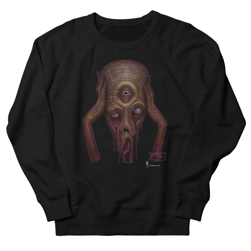 Melt Men's Sweatshirt by chetzar's Artist Shop