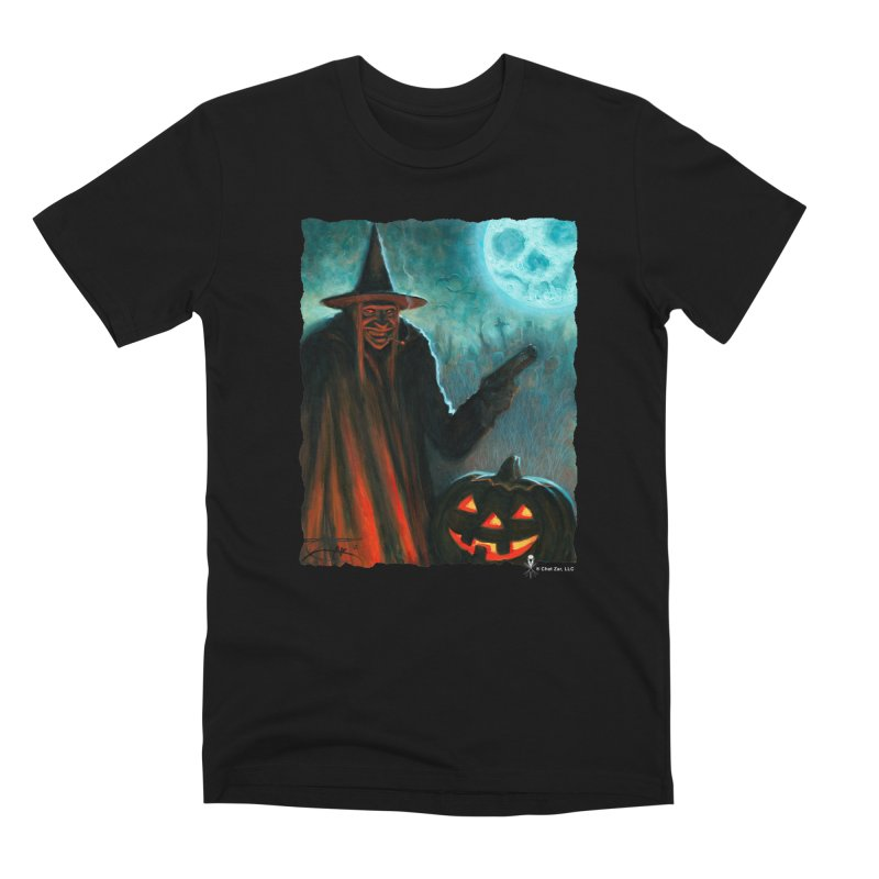 Criminal Witch Men's T-Shirt by chetzar's Artist Shop