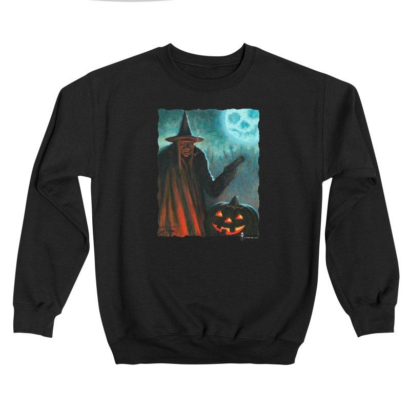 Criminal Witch Women's Sweatshirt by chetzar's Artist Shop
