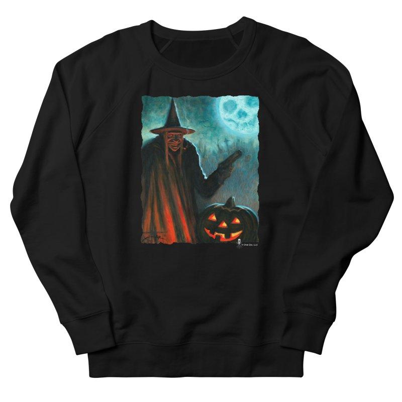 Criminal Witch Men's Sweatshirt by chetzar's Artist Shop