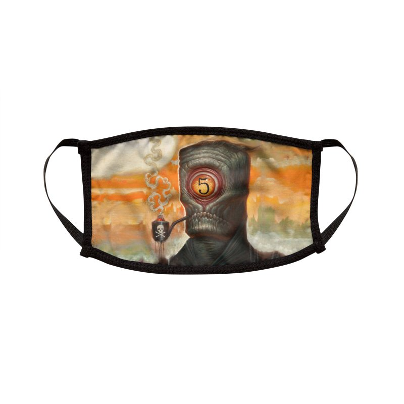 PipeDream Accessories Face Mask by chetzar's Artist Shop
