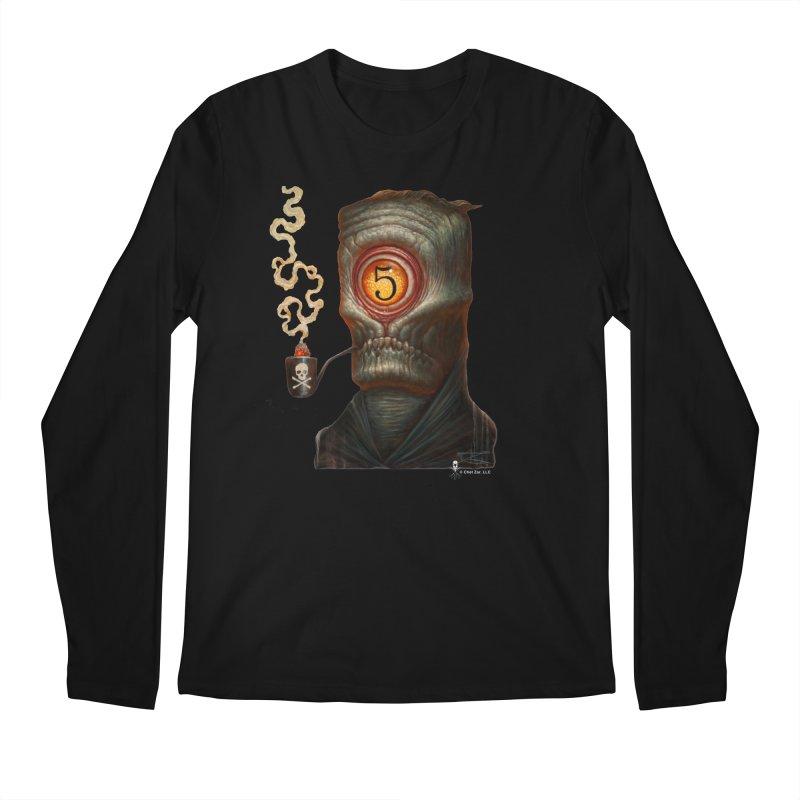 PipeDream Men's Longsleeve T-Shirt by chetzar's Artist Shop