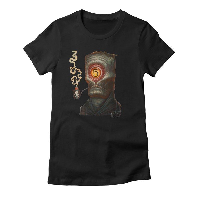 PipeDream Women's T-Shirt by chetzar's Artist Shop