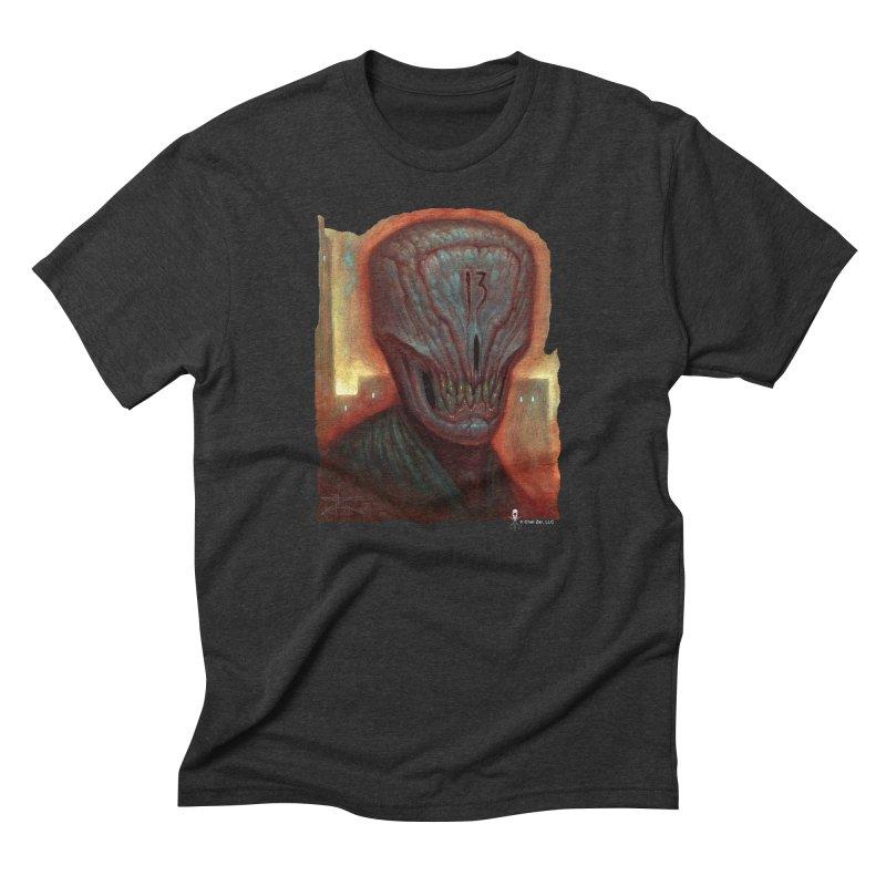 Lucky 13 Men's T-Shirt by chetzar's Artist Shop