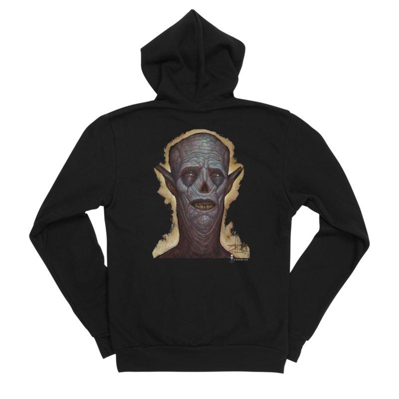 Goblin Men's Zip-Up Hoody by chetzar's Artist Shop