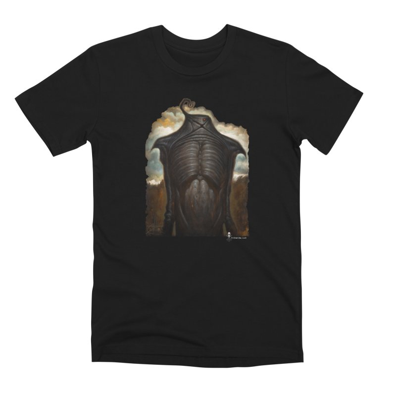 Drone Men's T-Shirt by chetzar's Artist Shop