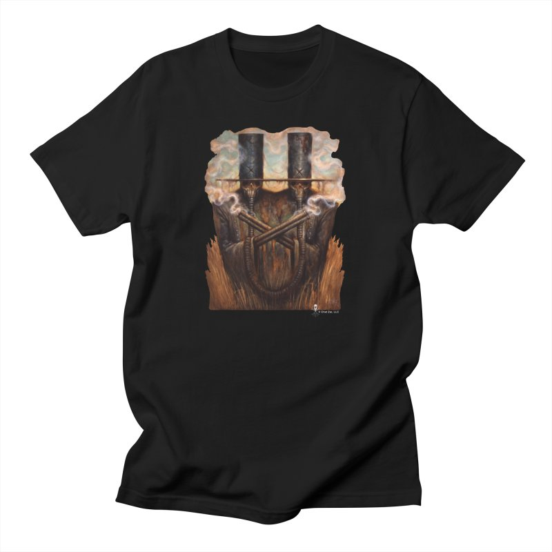 Double. Whammy Women's T-Shirt by chetzar's Artist Shop
