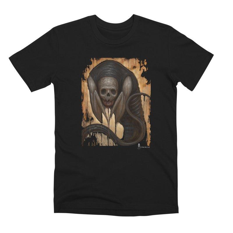Death Mantis Men's T-Shirt by chetzar's Artist Shop