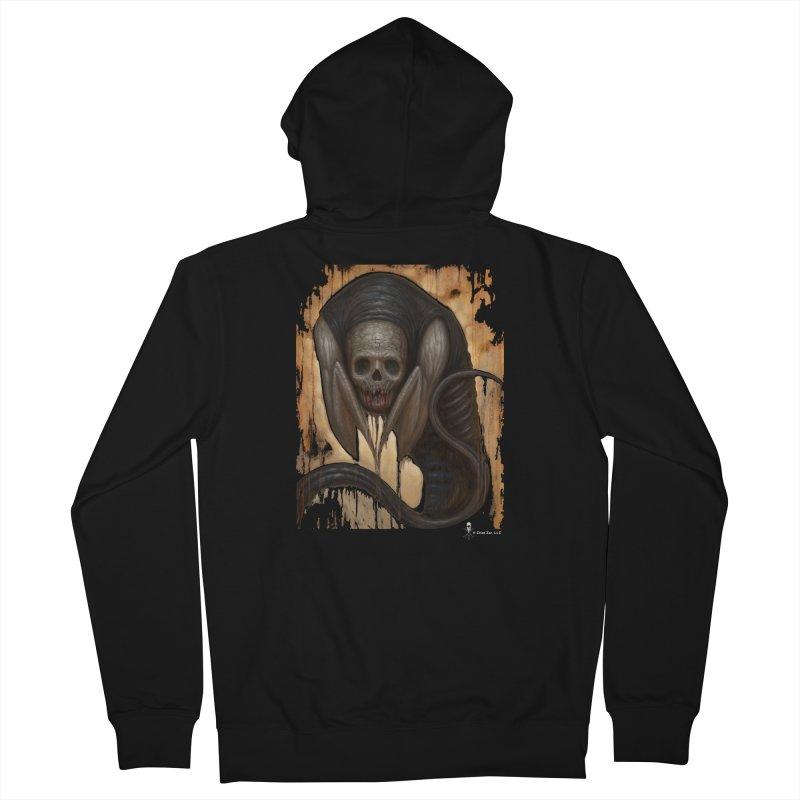 Death Mantis Men's Zip-Up Hoody by chetzar's Artist Shop