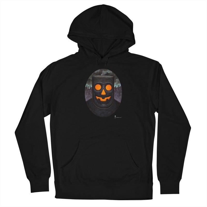 Halloween Robot Women's Pullover Hoody by chetzar's Artist Shop