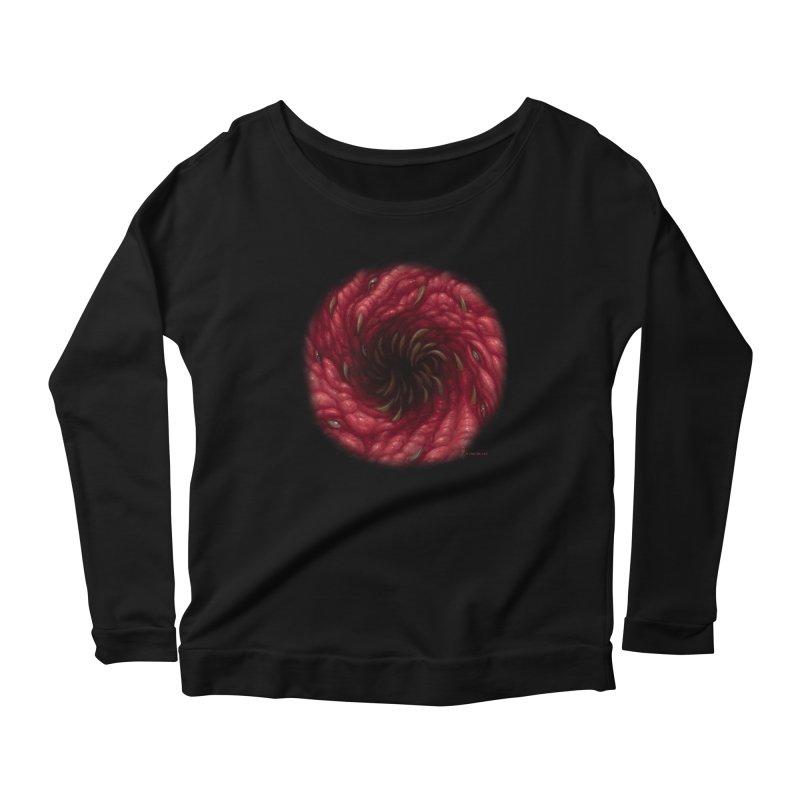 Carrion Women's Longsleeve T-Shirt by chetzar's Artist Shop