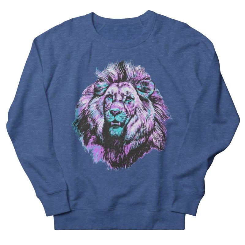 The Neon King Women's Sweatshirt by chevsy's Artist Shop