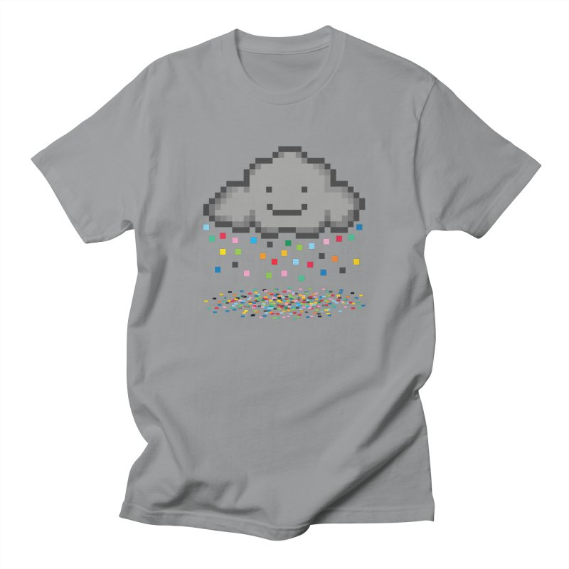 Creative Cloud Men's T-Shirt by chevsy's Artist Shop