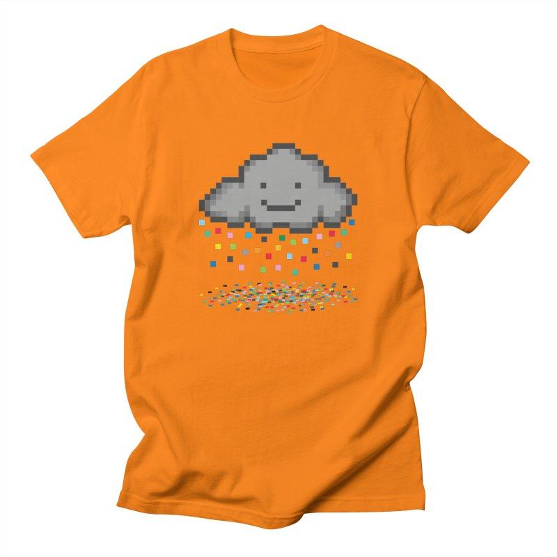 Creative Cloud Men's T-Shirt by chevsy's Artist Shop