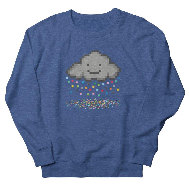 Creative Cloud Women's French Terry Sweatshirt by chevsy's Artist Shop