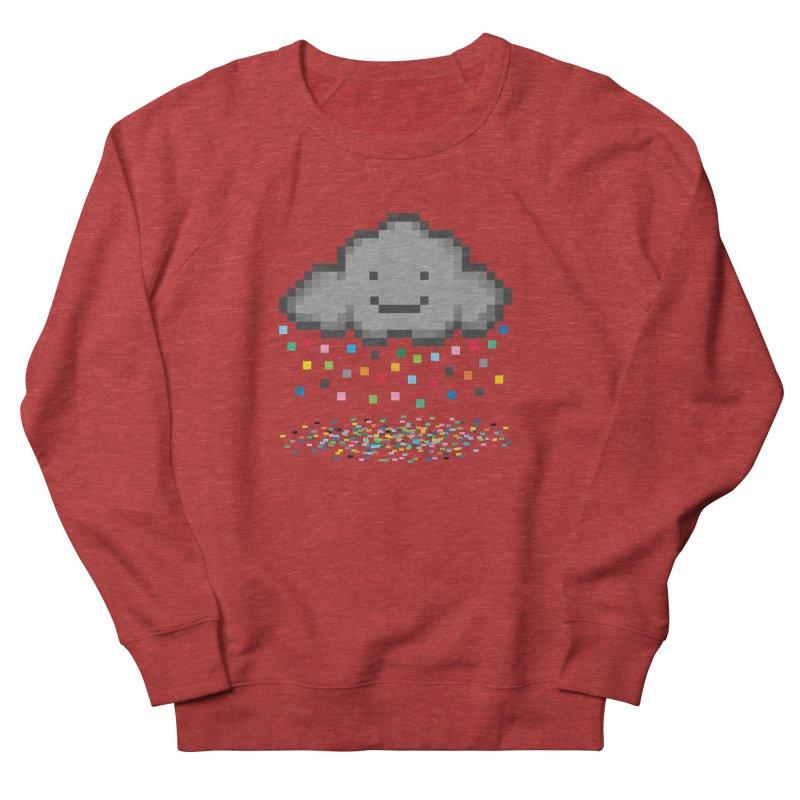 Creative Cloud Men's Sweatshirt by chevsy's Artist Shop