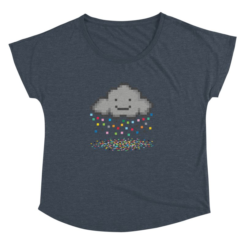 Creative Cloud Women's Dolman by chevsy's Artist Shop