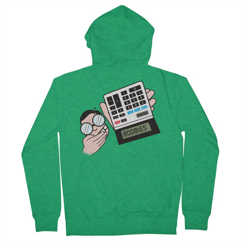 Nerds Will Be Nerds Men's Zip-Up Hoody by chevsy's Artist Shop