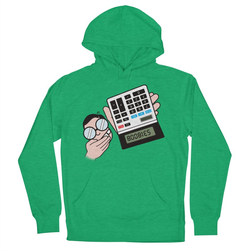 Nerds Will Be Nerds Women's French Terry Pullover Hoody by chevsy's Artist Shop