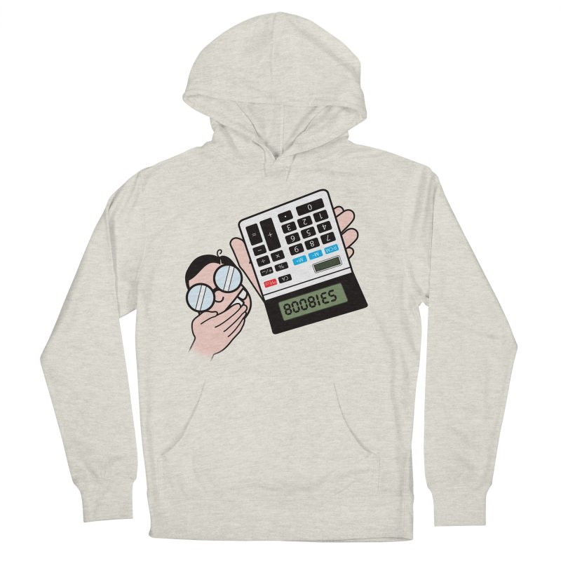 Nerds Will Be Nerds Men's French Terry Pullover Hoody by chevsy's Artist Shop