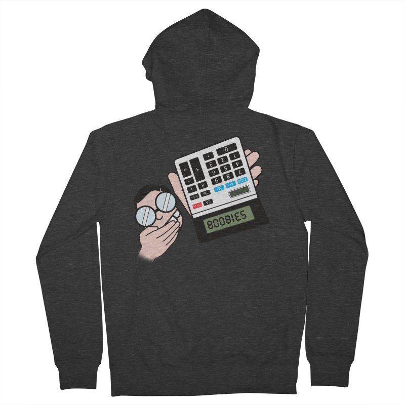 Nerds Will Be Nerds Women's French Terry Zip-Up Hoody by chevsy's Artist Shop