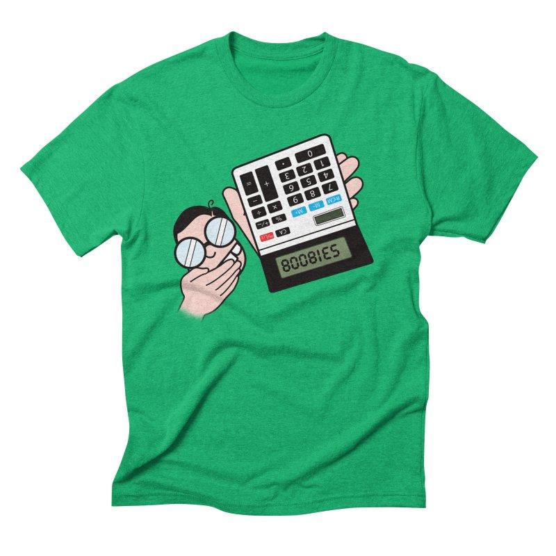 Nerds Will Be Nerds Men's Triblend T-Shirt by chevsy's Artist Shop