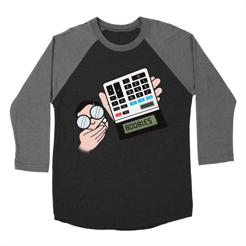 Nerds Will Be Nerds Men's Baseball Triblend T-Shirt by chevsy's Artist Shop
