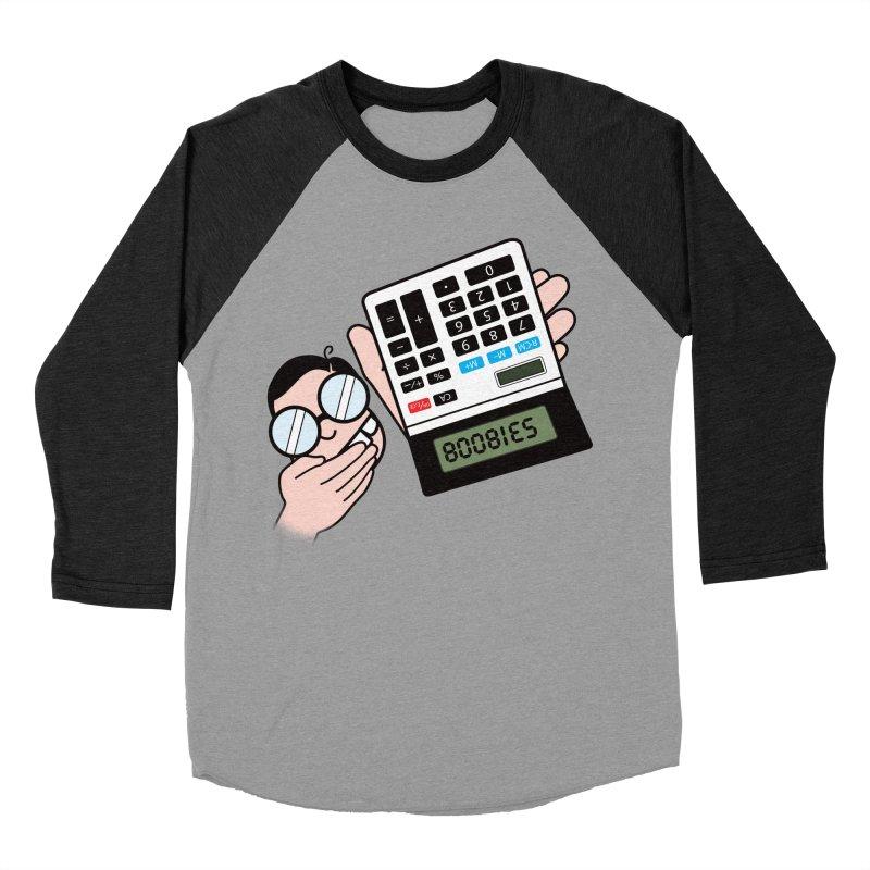 Nerds Will Be Nerds Men's Baseball Triblend Longsleeve T-Shirt by chevsy's Artist Shop