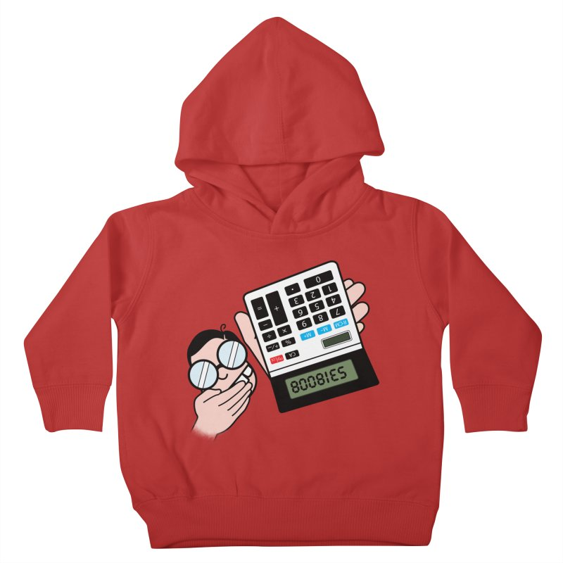 Nerds Will Be Nerds Kids Toddler Pullover Hoody by chevsy's Artist Shop