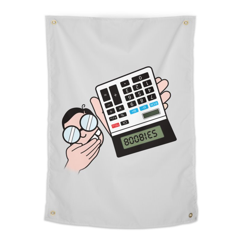 Nerds Will Be Nerds Home Tapestry by chevsy's Artist Shop