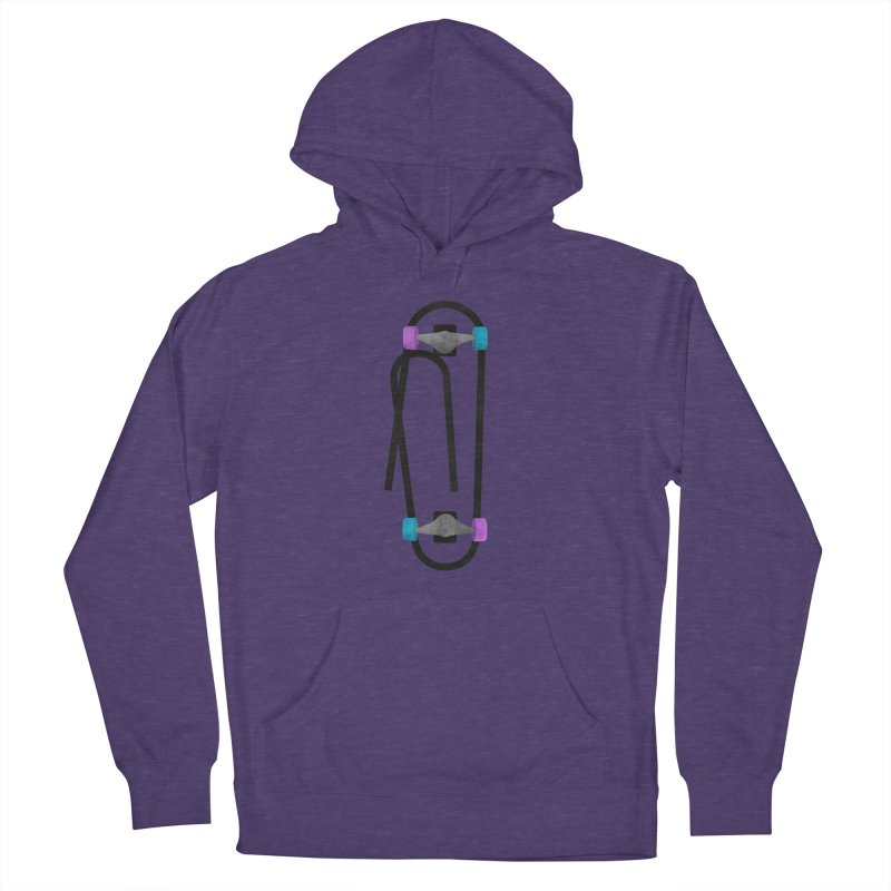 Clipboard Women's French Terry Pullover Hoody by chevsy's Artist Shop