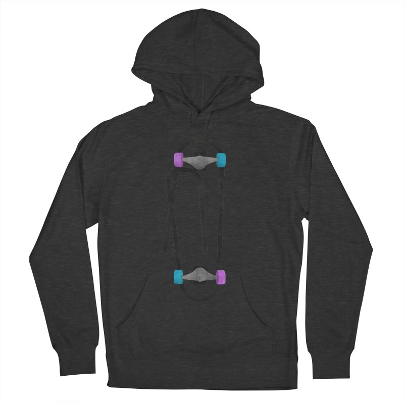 Clipboard Men's French Terry Pullover Hoody by chevsy's Artist Shop