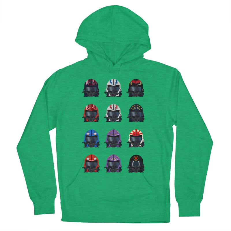 The Best of the Best Women's French Terry Pullover Hoody by chevsy's Artist Shop
