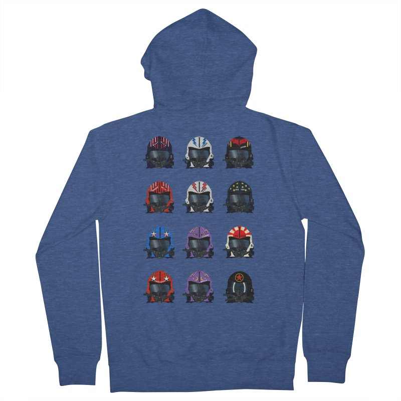 The Best of the Best Men's French Terry Zip-Up Hoody by chevsy's Artist Shop