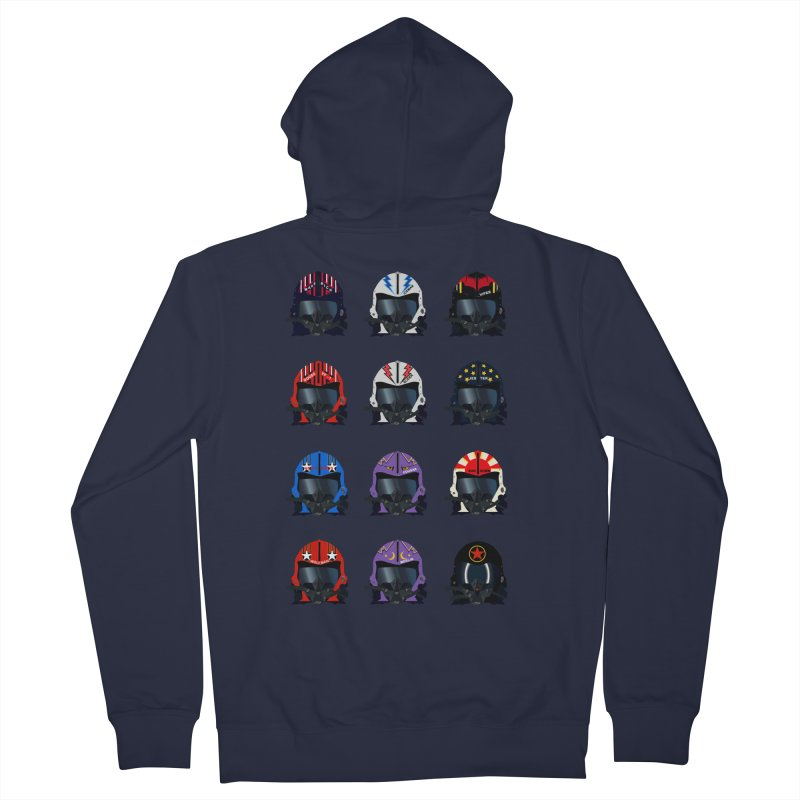 The Best of the Best Men's Zip-Up Hoody by chevsy's Artist Shop