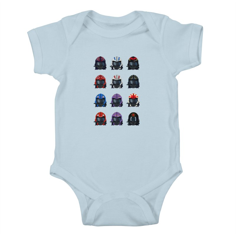 The Best of the Best Kids Baby Bodysuit by chevsy's Artist Shop