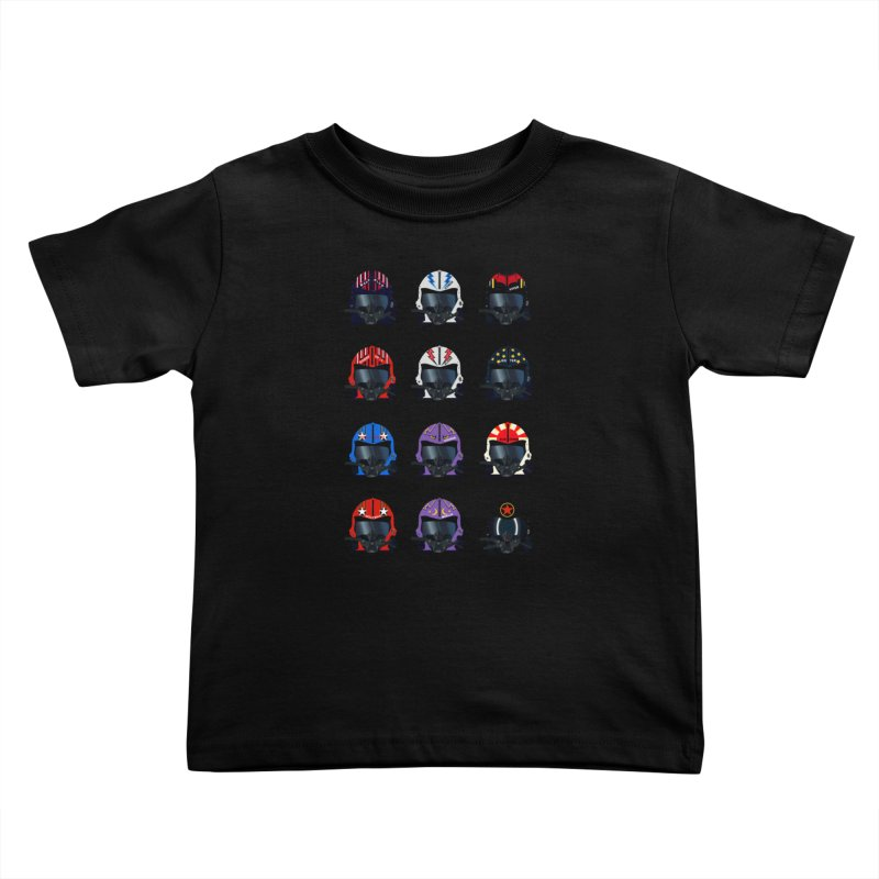 The Best of the Best Kids Toddler T-Shirt by chevsy's Artist Shop