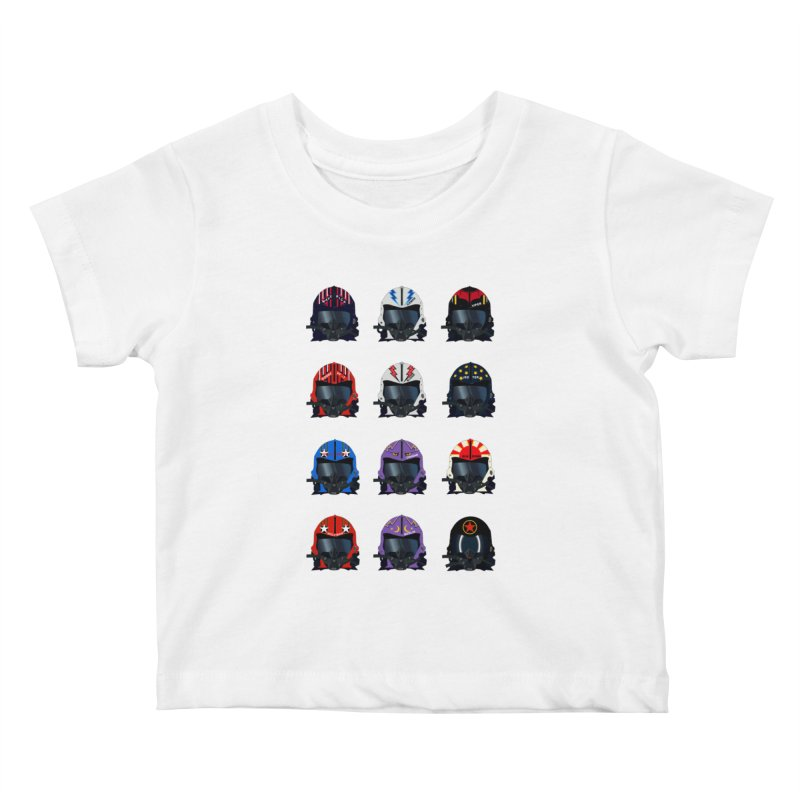The Best of the Best Kids Baby T-Shirt by chevsy's Artist Shop